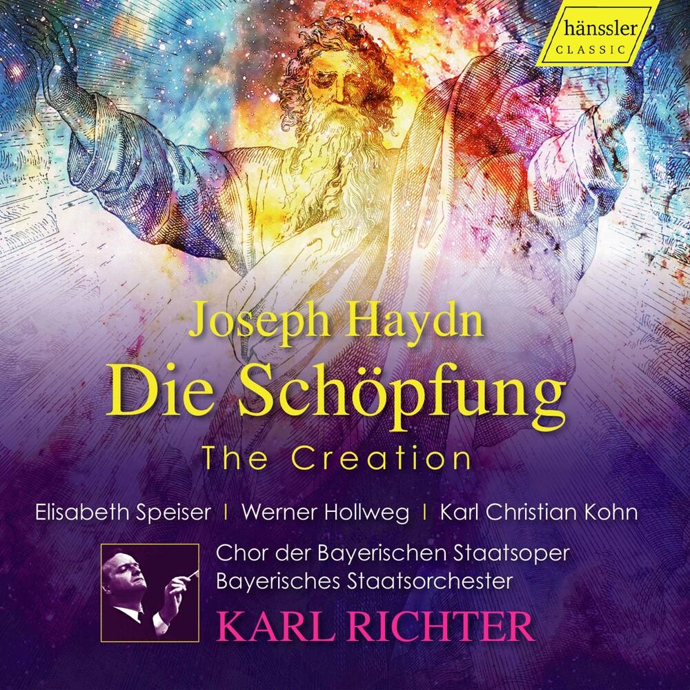Haydn / Chor Der Bayerischen Staatsoper - Die Schopfung (2pk)