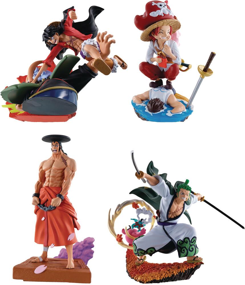 - One Piece Wano Country Log Box V3 Set (Clcb) (Fig)