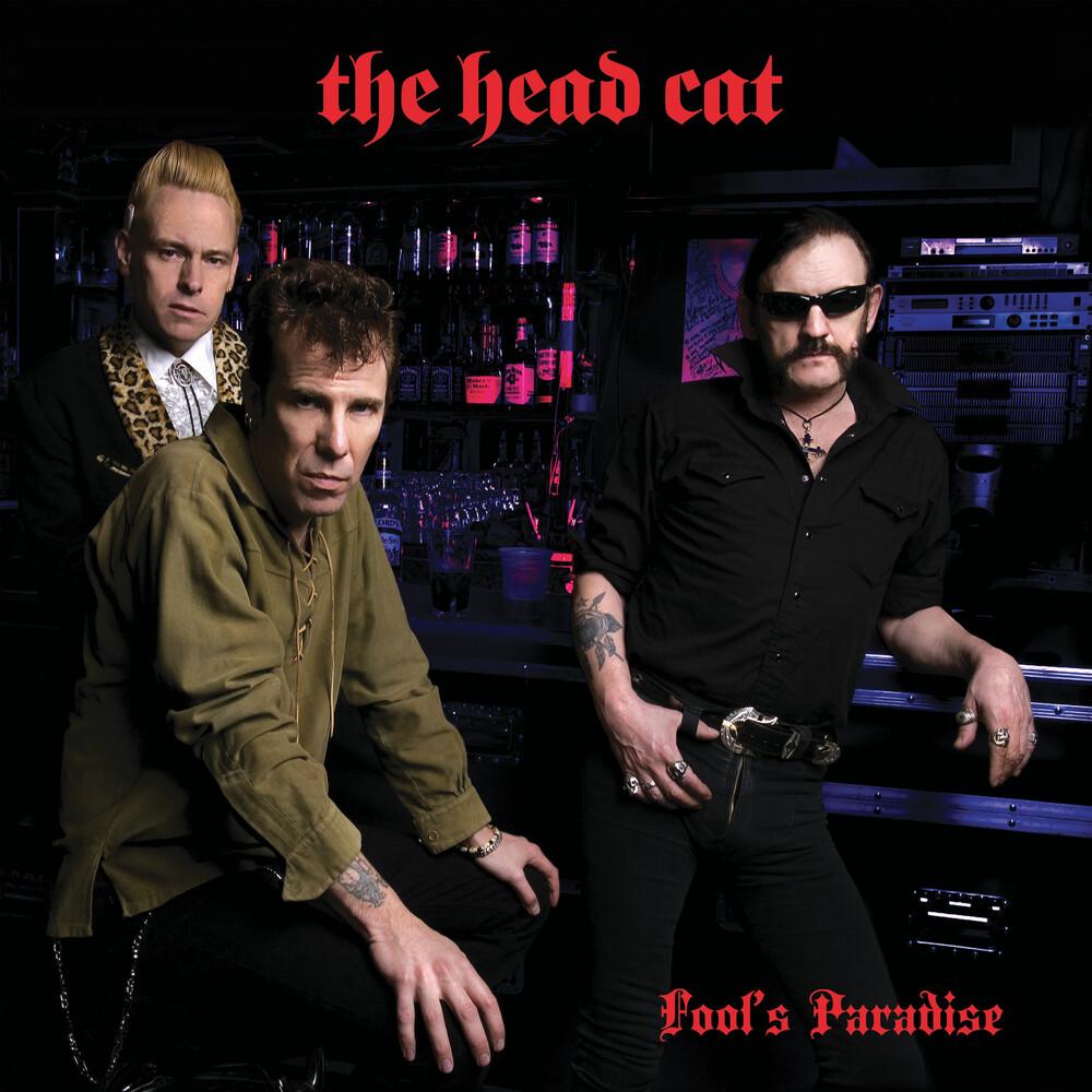 Head Cat / Lemmy / Slim Jim Phantom - Fool's Paradise (Silver Vinyl) [Colored Vinyl] (Gate) (Slv)