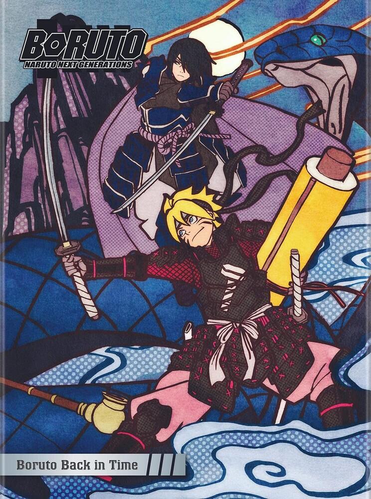 Boruto: Naruto Next Generations - Boruto Back in - Boruto: Naruto Next Generations - Boruto Back In Time