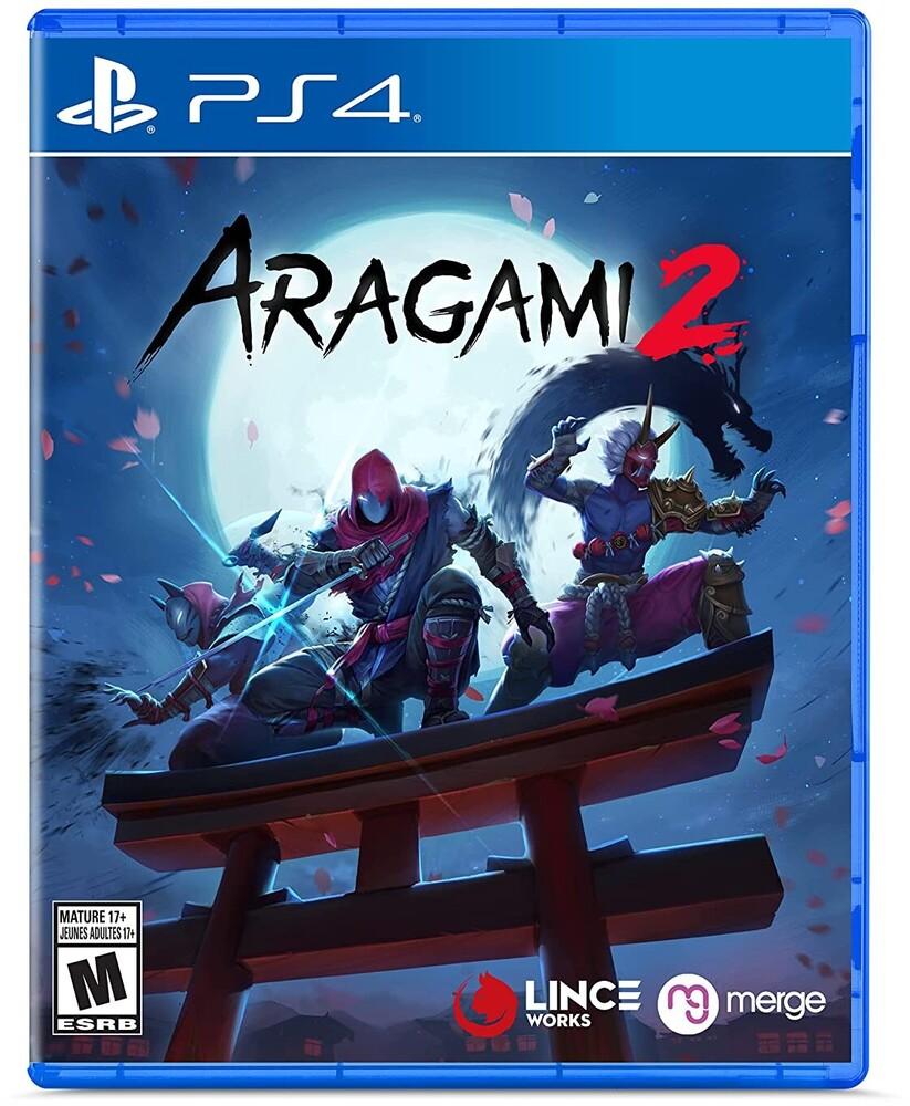 Ps4 Aragami 2 - Ps4 Aragami 2