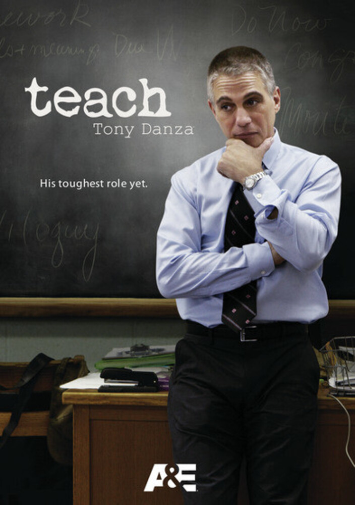 Teach: Tony Danza - Teach: Tony Danza (4pc) / (Box Mod)
