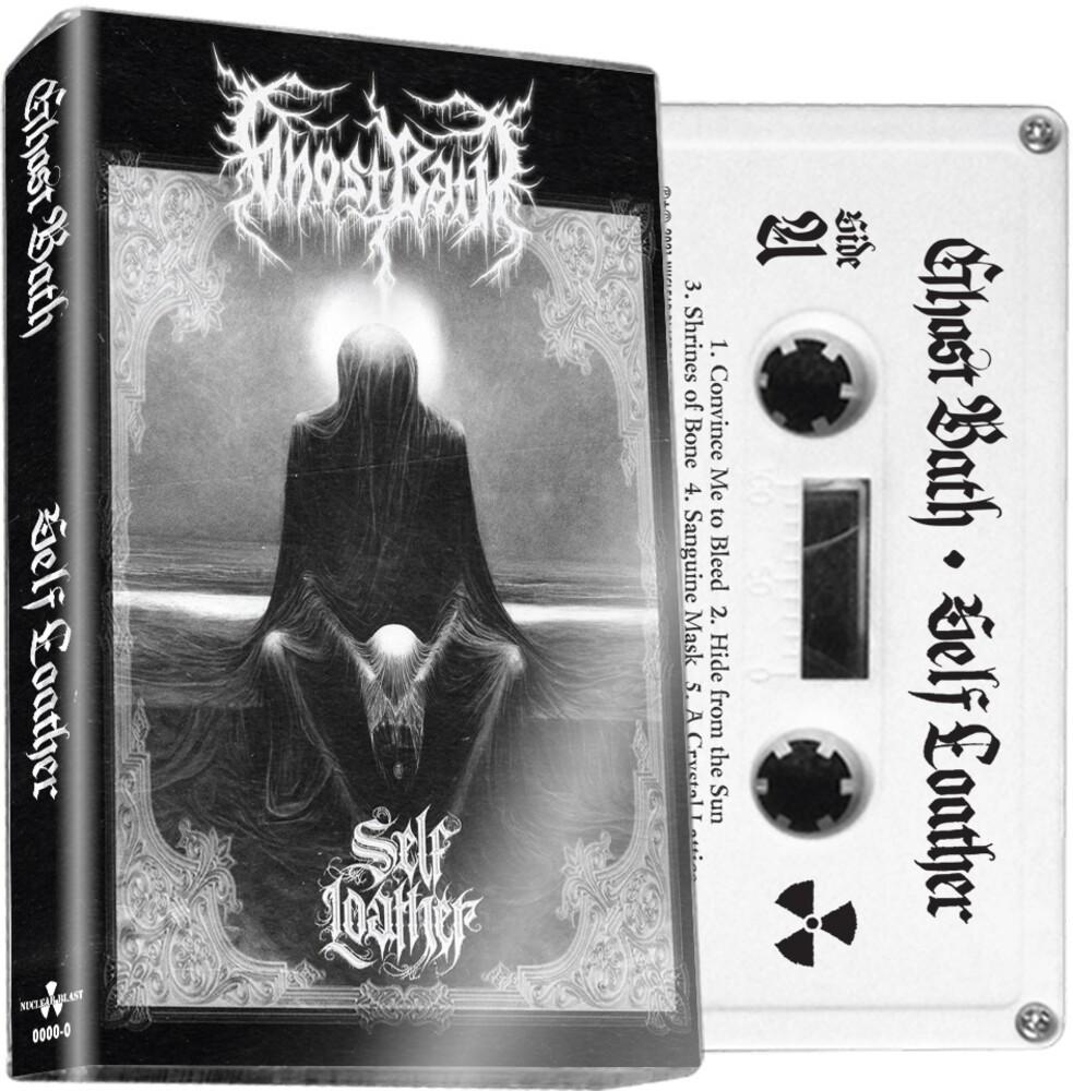 Ghost Bath - Self Loather (White Cassette)