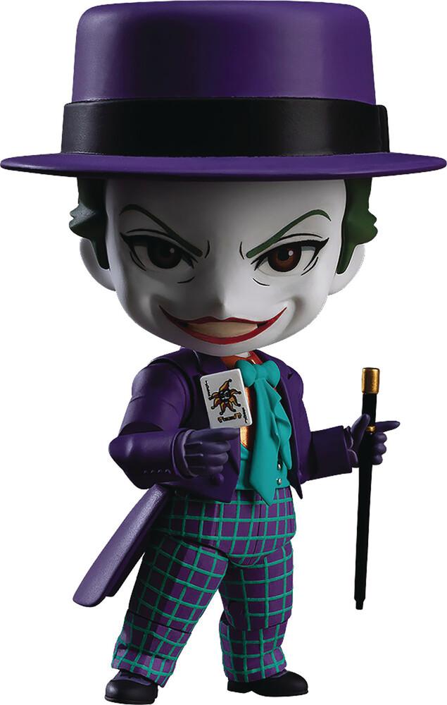 Good Smile Company - Batman 1989 The Joker Nendoroid Action Figure