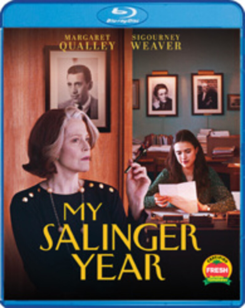 My Salinger Year - My Salinger Year