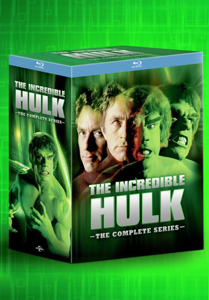 Incredible Hulk: Complete Series - The Incredible Hulk: The Complete Series