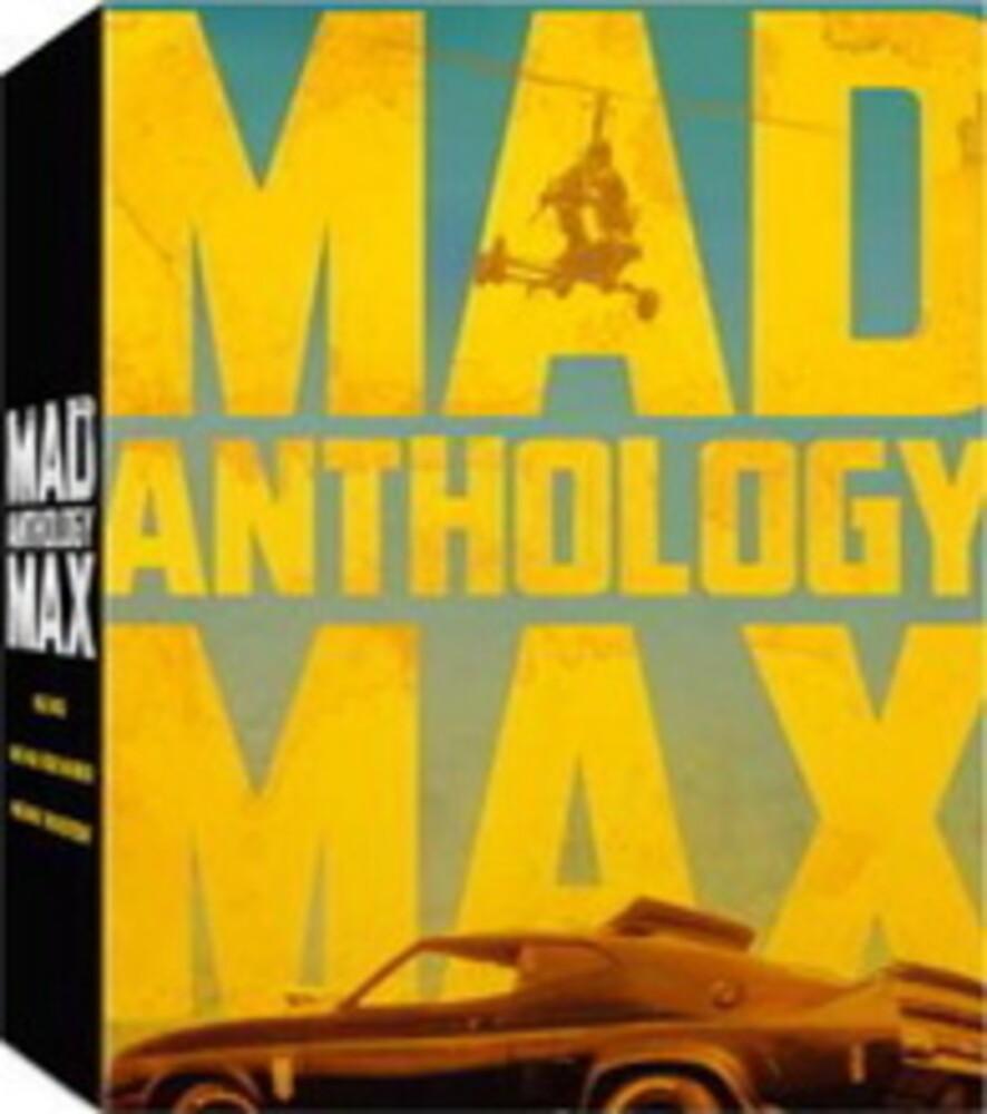 Mad Max Anthology - Mad Max Anthology