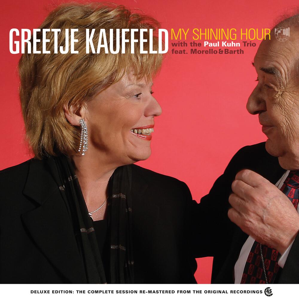 Kauffeld, Greetje / Morello, Paulo & Paul Kuhn Trio - My Shining Hour