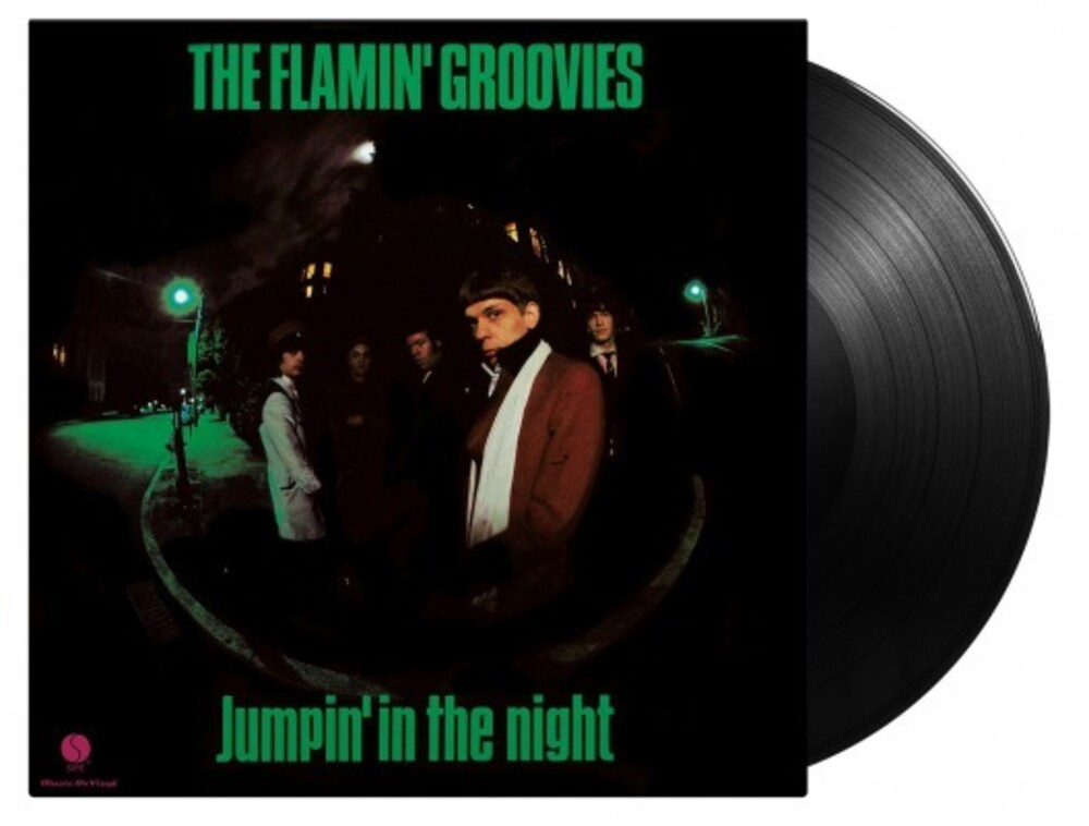 Flamin Groovies - Jumpin In The Night (Blk) [180 Gram] (Hol)