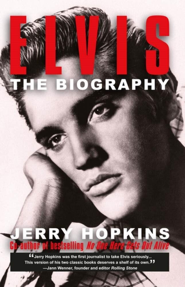 Hopkins, Jerry - Elvis: A Biography