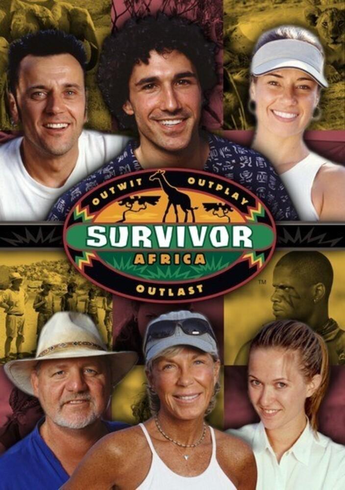 Survivor - Survivor 3: Africa