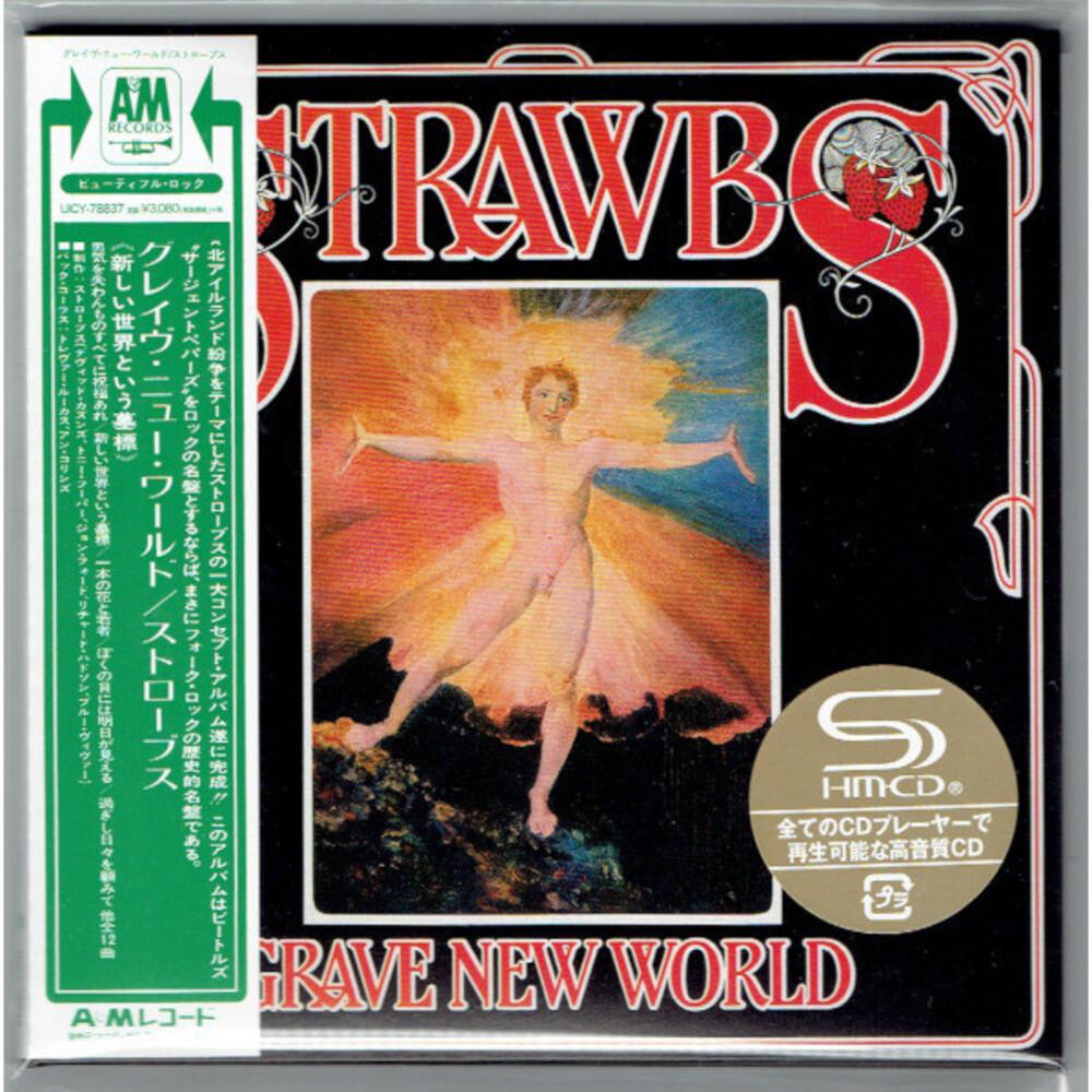 Strawbs - Grave New World (SHM-CD) (Paper Sleeve)