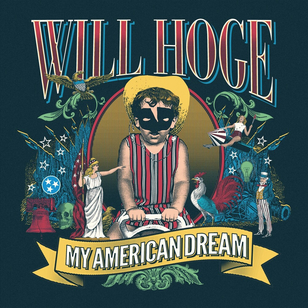 Will Hoge - My American Dream [LP]