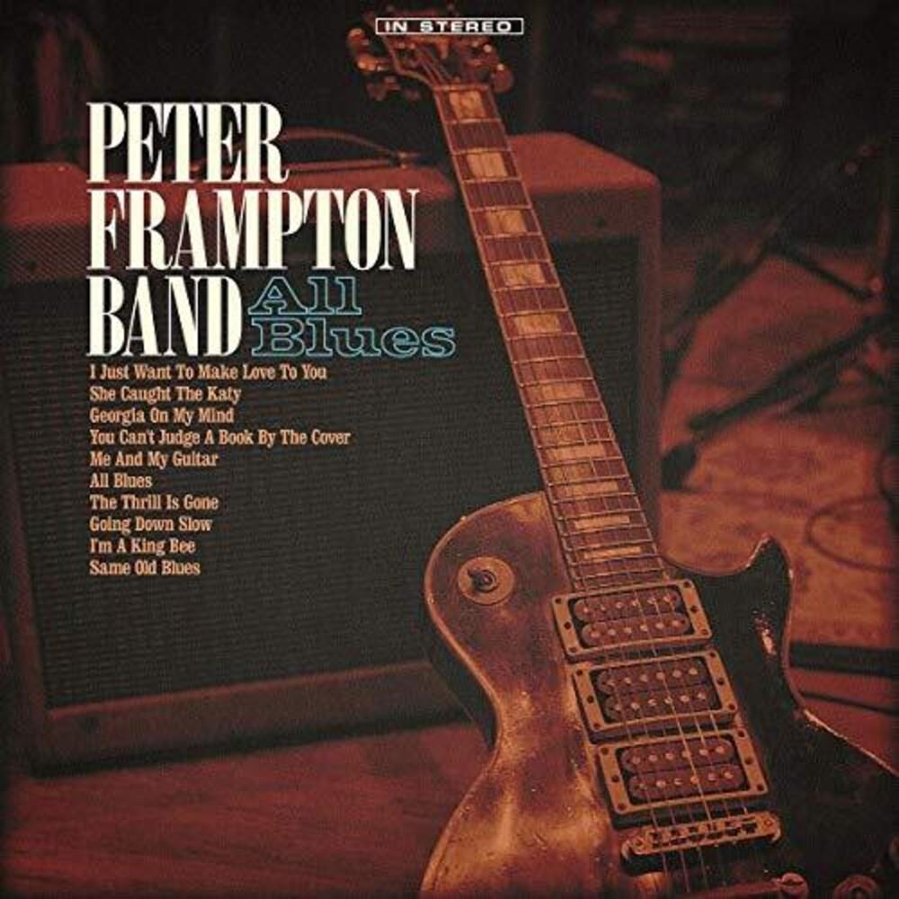 Peter Frampton Band - All Blues [LP]