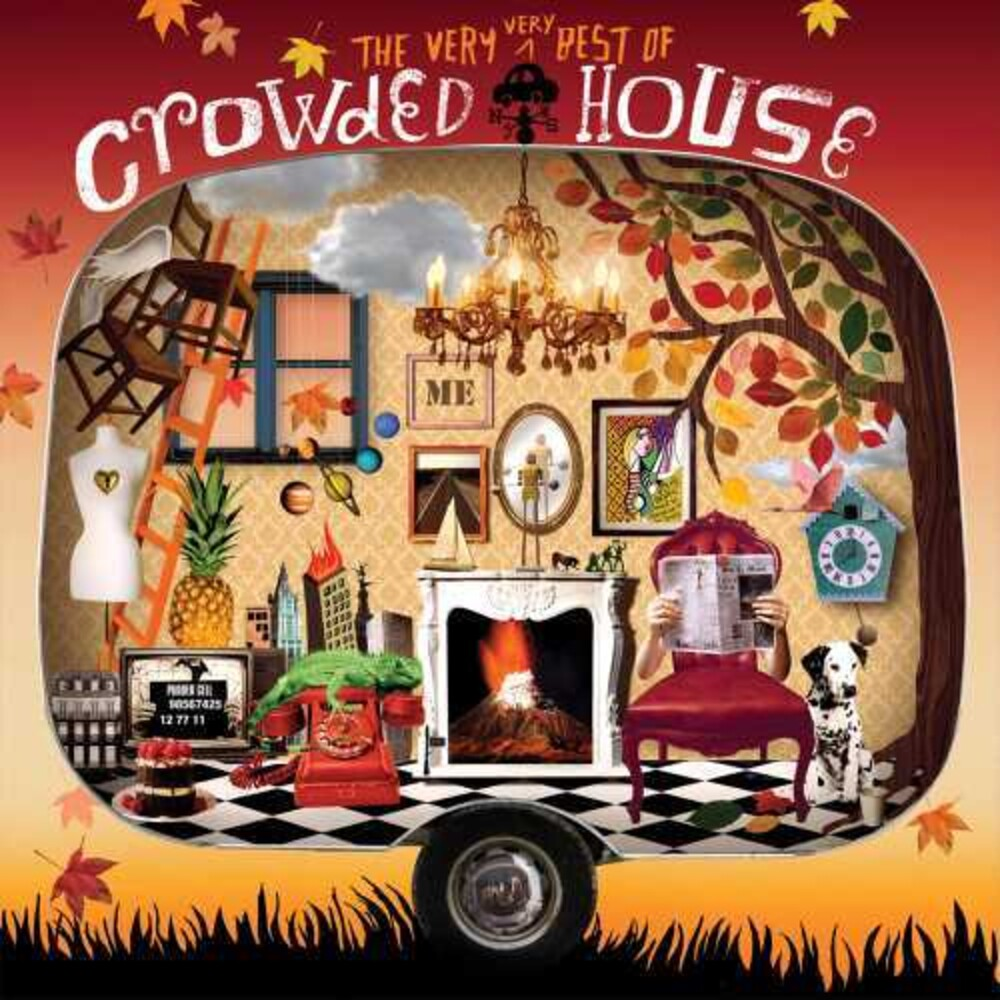 Crowded House - The Very Very Best Of Crowded House [2LP]