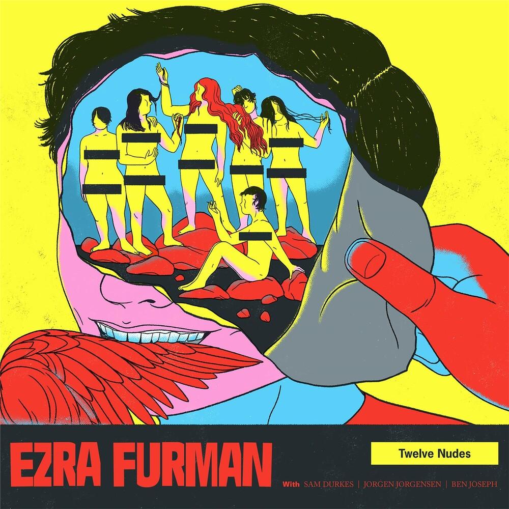 Ezra Furman - Twelve Nudes [Indie Exclusive Limited Edition Red LP]
