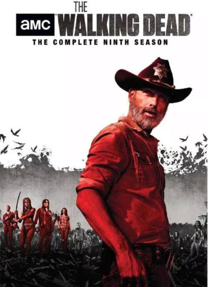 The Walking Dead [TV Series] - The Walking Dead: The Complete Ninth Season