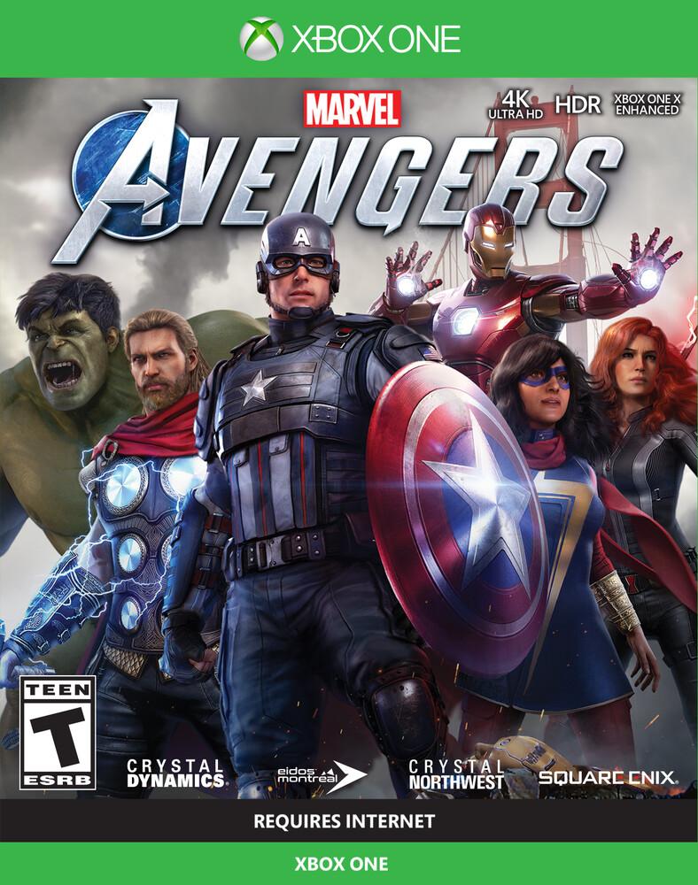 Xb1 Marvels Avengers - Marvels Avengers