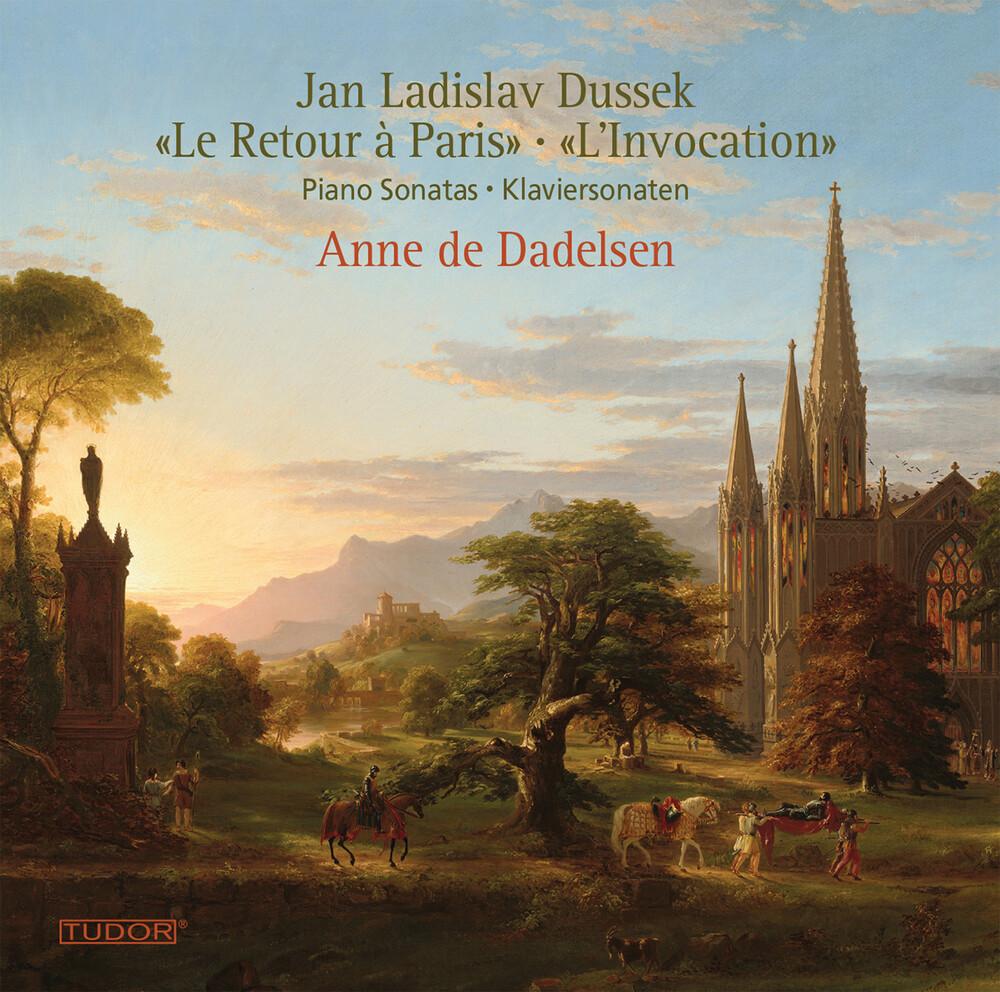 Anne de Dadelsen - Piano Sonatas