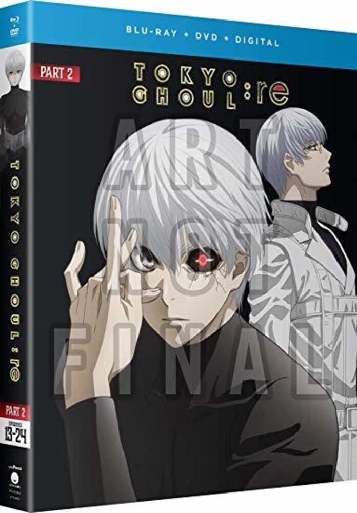 Lindsay Seidel - Tokyo Ghoul:Re - Part 2 (2pc) (W/Dvd) / (2pk Sub)