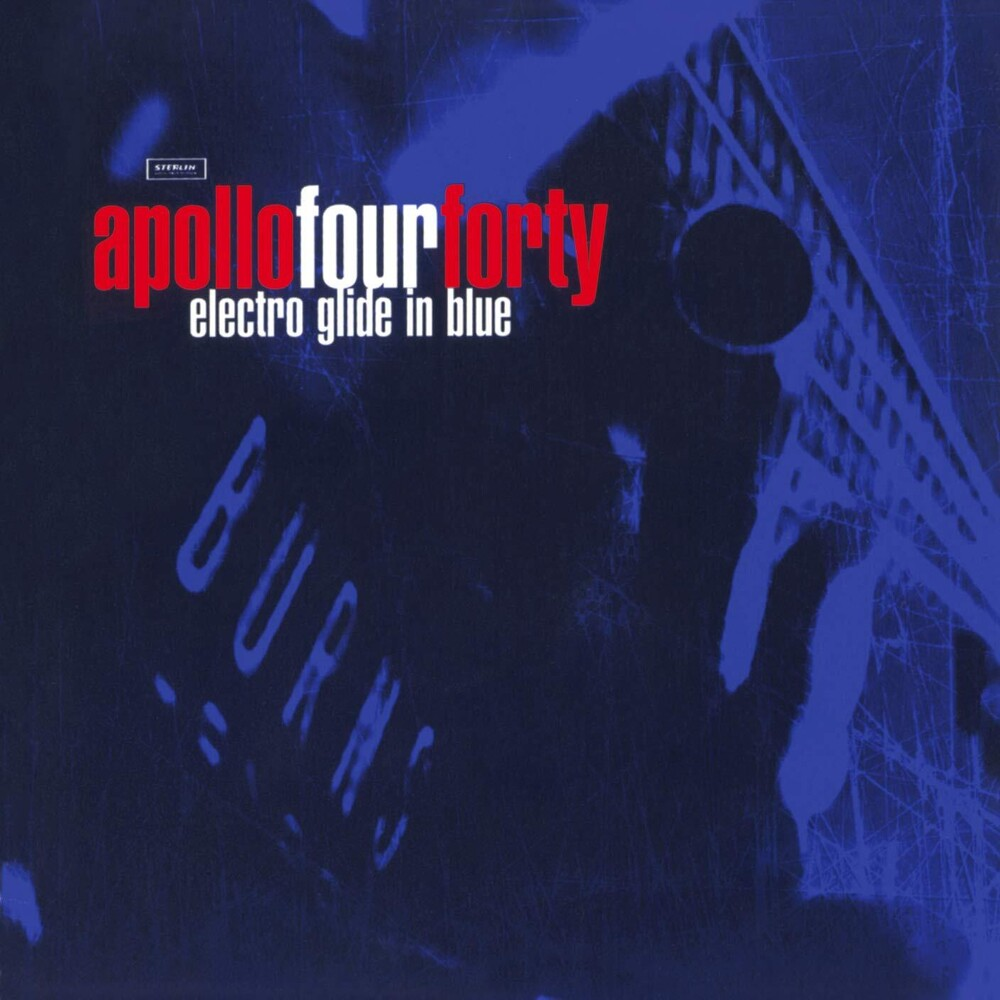 Apollo 440 - Electro Glide In Blue (Hol)