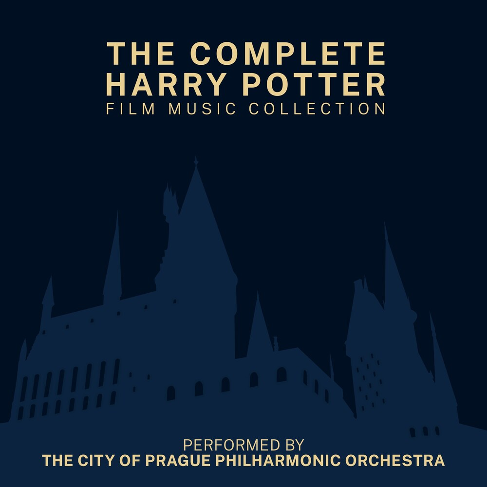 City Of Prague Philharmonic Orchestra - Complete Harry Potter Film Music Collection [Limited Edition]