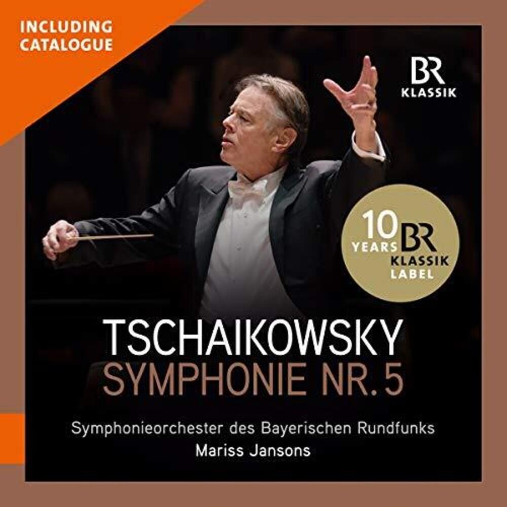 Bavarian Radio Symphony Orchestra - Tchaikovsky: Symphony No. 5