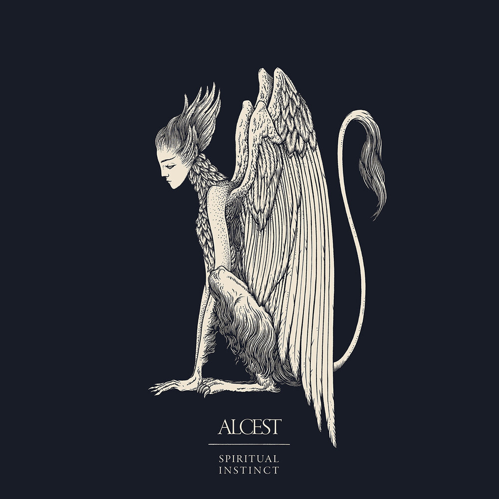 Alcest - Spiritual Instinct [Import LP]