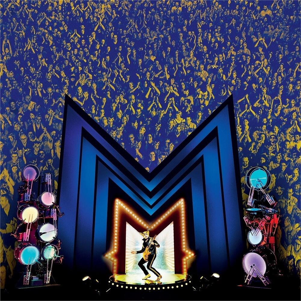 -M- Matthieu Chedid - Le Grand Petit Concert (W/Cd) (Box) (Fra)