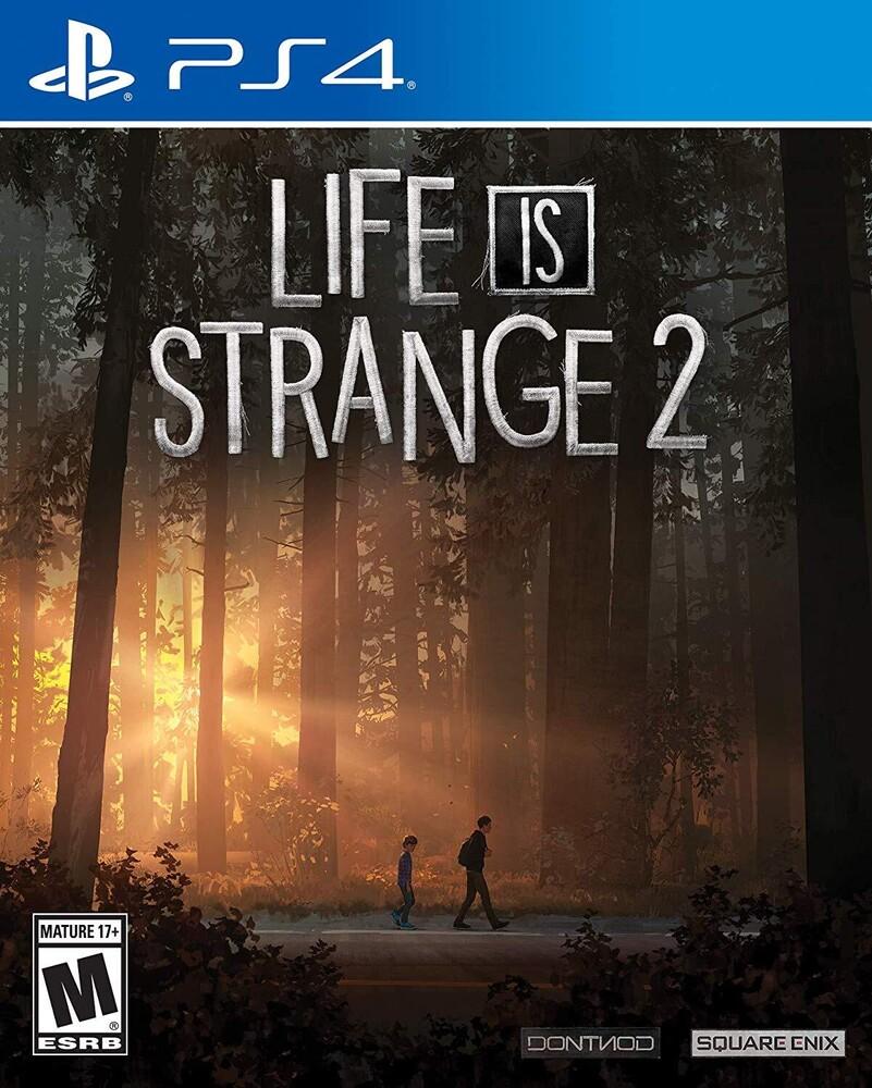 Ps4 Life Is Strange 2 - Life is Strange 2 for PlayStation 4