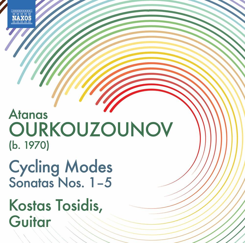 Kostas Tosidis - Cycling Modes / Sonatas 1-5