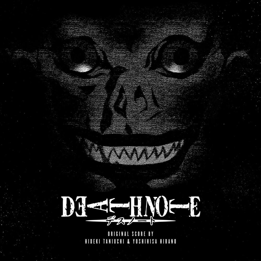 Hideki Taniuchi / Hirano,Yoshihisa Rmst - Death Note / O.S.T. [Remastered]