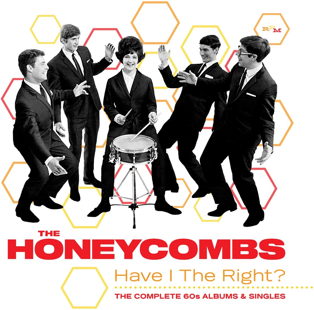 Honeycombs - Have I The Right: Complete 60s Albums & Singles