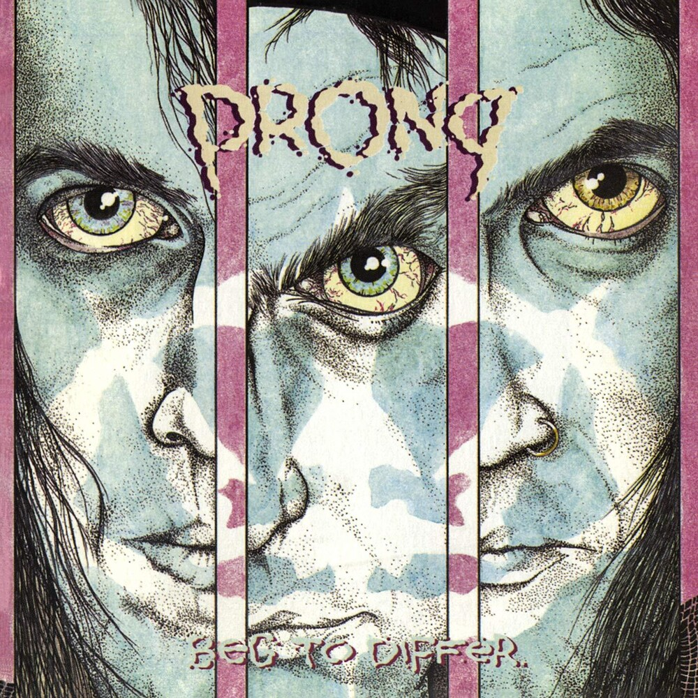 Prong - Beg To Differ (Hol)