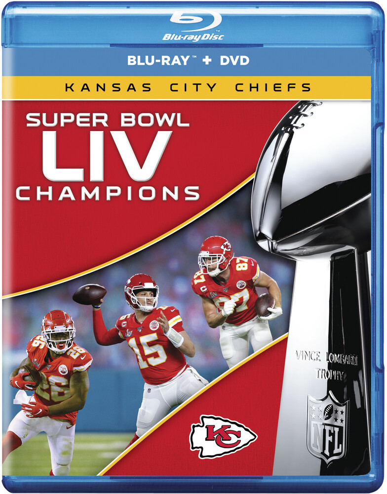 NFL Super Bowl Liv Champions Combo - Nfl Super Bowl Liv Champions / (Ac3 Dol Ws)