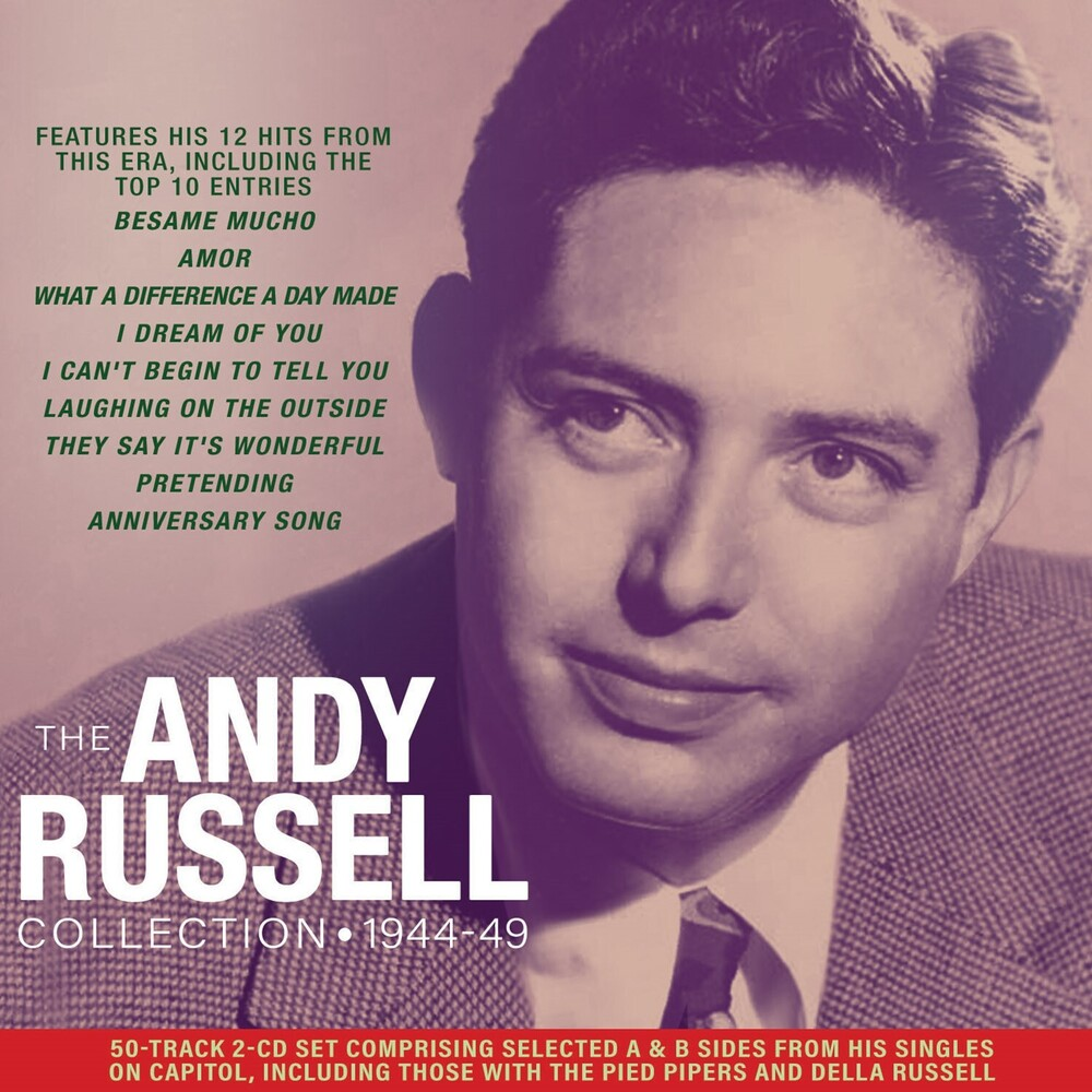 Andy Russell - Collection 1944-49