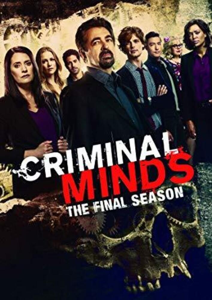 Criminal Minds: Final Season - Criminal Minds: Final Season (3pc) / (3pk Ac3 Dol)