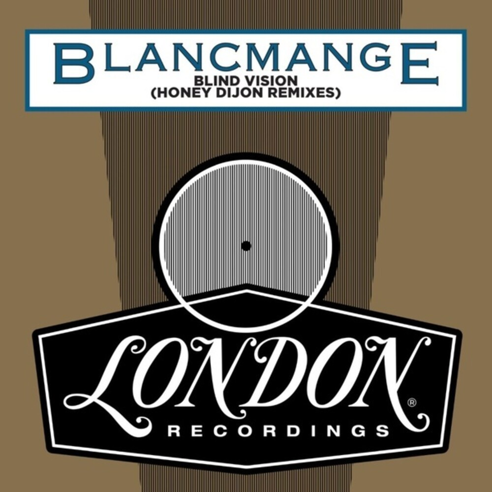 Blancmange - Blind Vision (Honey Dijon Remixes) (Rmxs)