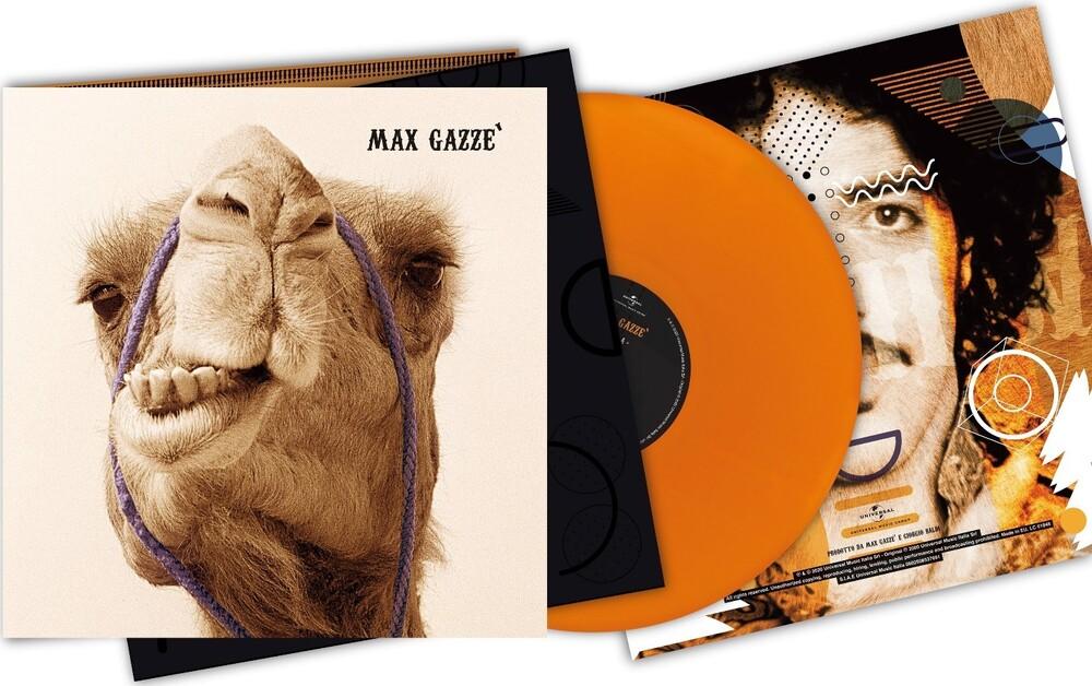 Max Gazze - Max Gazze (Ltd) (Org) (Ita)
