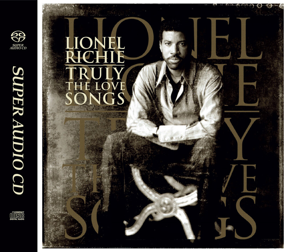 Lionel Richie - Truly: The Love Songs (Hybr)
