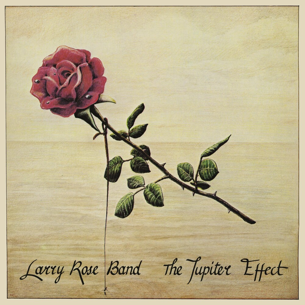 Larry Rose Band - Jupiter Effect (Can)