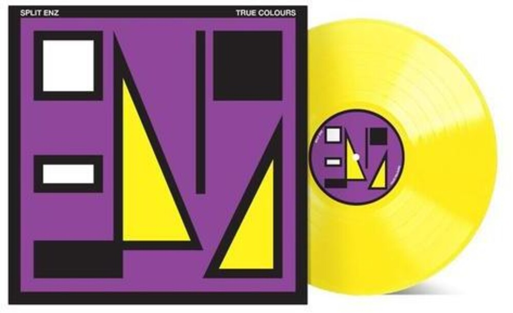 Split Enz - True Colours: 40th Anniversary Mix (Ltd) (Ylw)