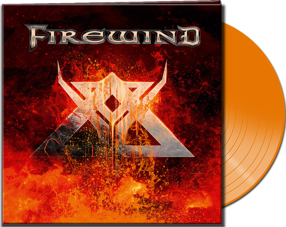 Firewind - Firewind [Limited Edition Orange LP]