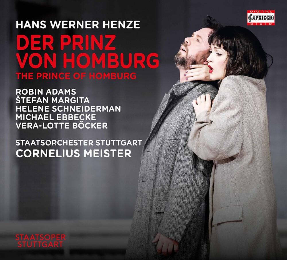 Stefan Margita - Der Prinz Von Homburg (2pk)