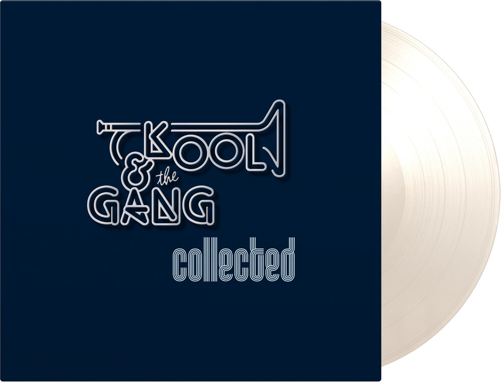 Kool & The Gang - Collected [Colored Vinyl] [Limited Edition] (Wht) (Hol)