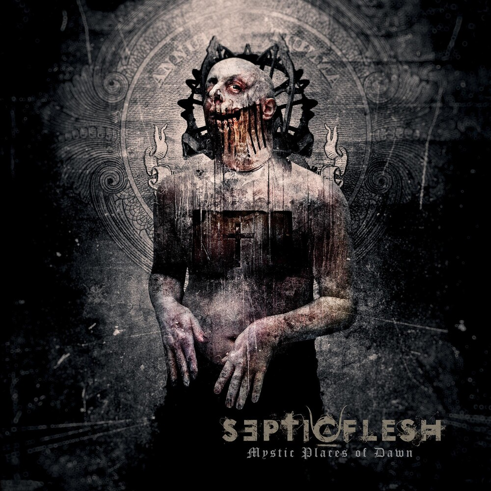 Septicflesh - Mystic Places Of Dawn [Limited Edition Gold 2LP]
