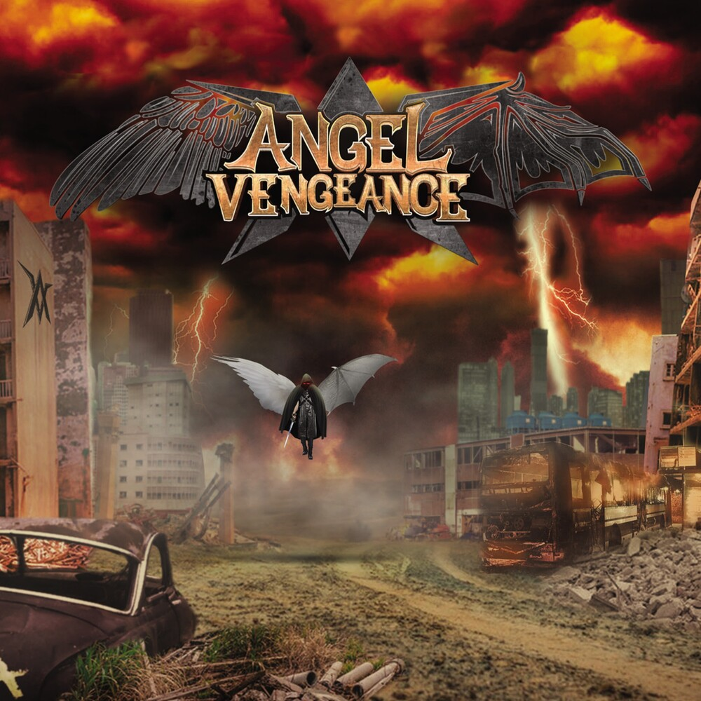 Angel Vengeance - Angel Of Vengeance (Uk)