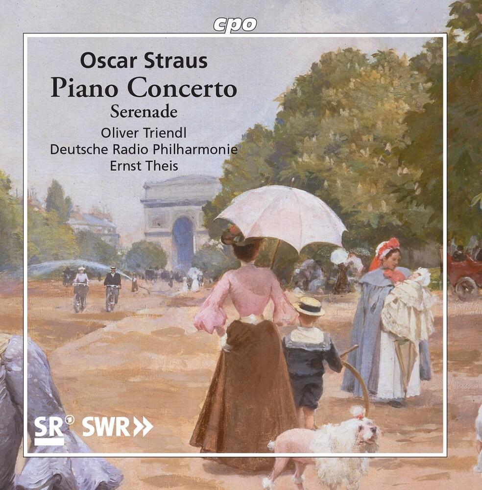 Oliver Triendl - Piano Concerto / Serenade