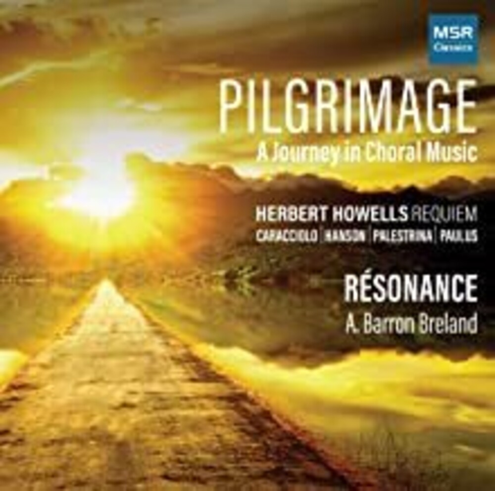 Resonance Voices - Pilgrimage