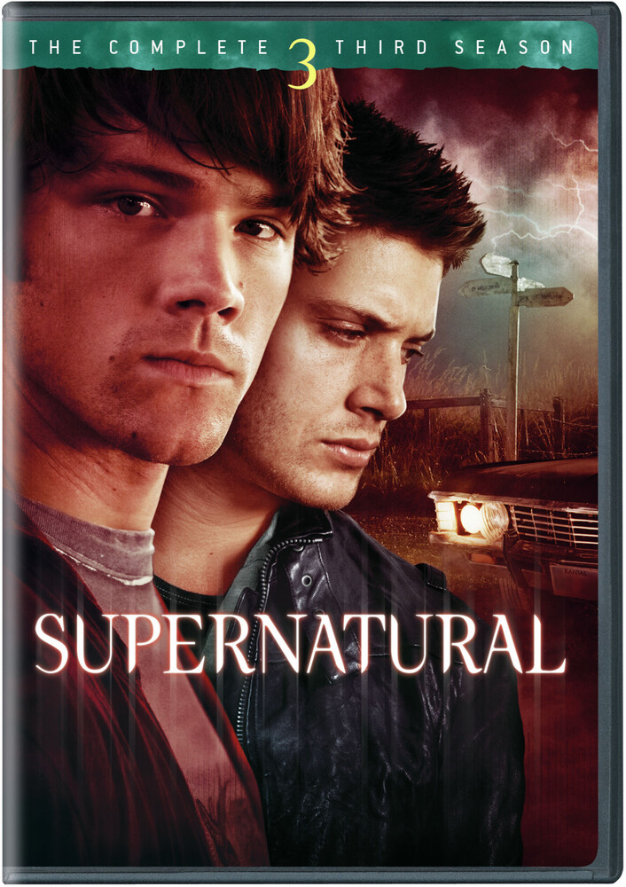 Jeffrey Dean Morgan - Supernatural: Third Season (5pc) / (Box Rpkg)